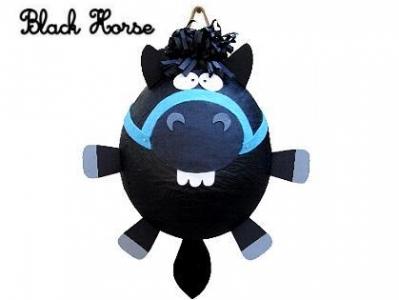 Cheval Black Horse