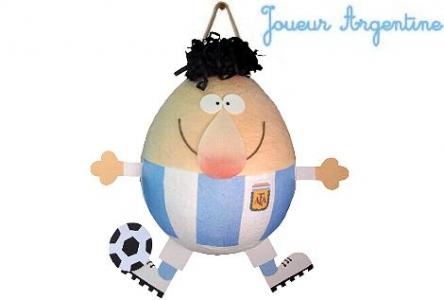 Joueur Argentine