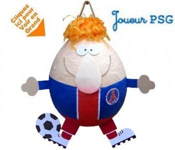 Joueur PSG