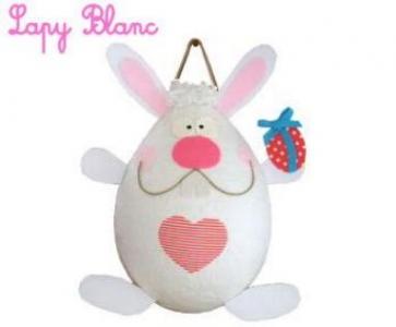 Lapy Blanc