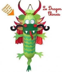 Le Dragon Chinois
