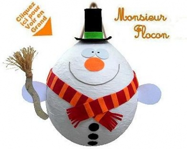 Monsieur Flocon
