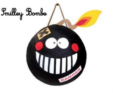 Smilley Bombe