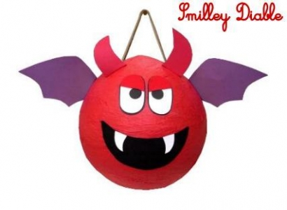 Smilley Diable